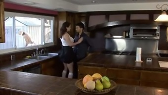 XY CHEATIG Companion BBC The kitchen CUCKOLD High definition
