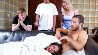 Dissonant Recreation space – Anyone Fucked Personal Mother: A DP XXX Parody Moment (five)5