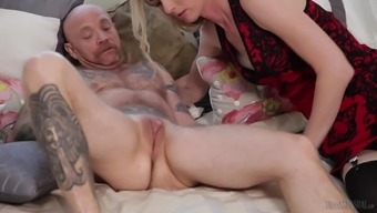 Mandy Mitchell is typically a chicken along with a penis prepared for a twisted behavior
