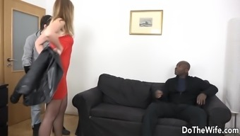 Housewife Needs a Flawless Cock Right up Her Ass