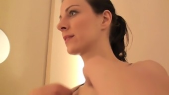 Lesbian Enjoyable In The Getting dressed Space