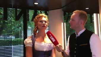 Deutsche Eutersau Palina Rojinski