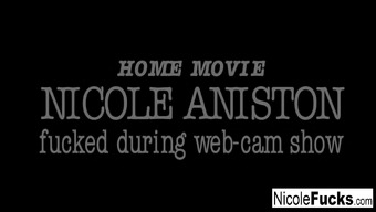 House Screenplay Love-making Strip of Nicole Aniston and her major penis