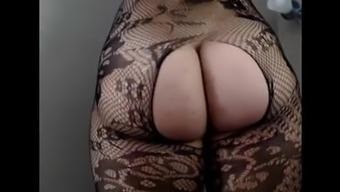 A Plus size Horny ASS
