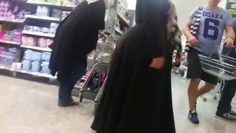 Major Pickings Arab Hijabi Hen