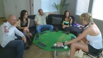 Zoey Holloway and Jayla Starr love a association love-making sitting along with heated all men