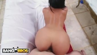 BANGBROS - My Filthy Maid Priya Value Has Big Tits along with a Fat Spanish Loot