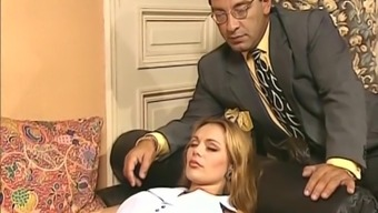 High Class Old-fashioned French language Porno nr.first