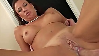 This Amazing Busty MILF Seduces Naughty Hunk To really Worth Her Crimson