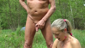 Auto Firing, wanking in wood and shore, intercourse with the use of viewers