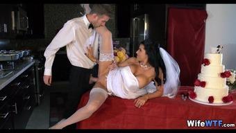 Future bride gets a Fat Penis