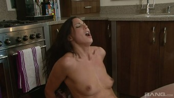 Cute infant Alexa Tomas is such a beauty and sex makes her pleased