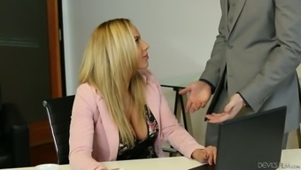 Olivia Austin is exactly fantastic and she or he is always delighted to really fuck her person-in-charge