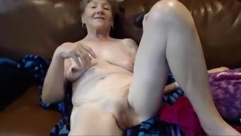 attractive granny