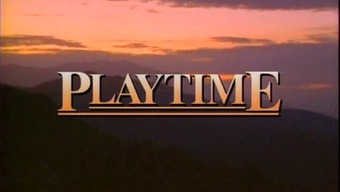 Play Time (1994 sensual picture)