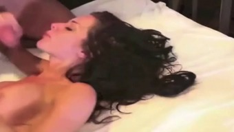 Attractive dark Veronica Avluv was well known for caring warm sperm