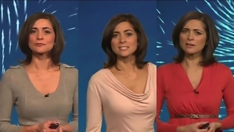 Lucy Verasamy Shiver Off Test