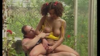 Una Pornodiva con i tacchi a spillo (1994) Angelica Lovely bella