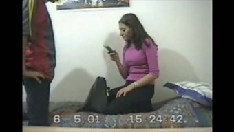 Sizzling marital Pakistani partners having wild intercourse on digicam