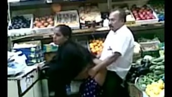 Fun on a desi convenience store