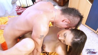 ShootOurSelf - Kitty Jane nut covered excellent titties