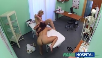 Her your vaginal test is also a warm threesome