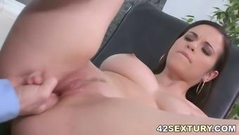 Big tits Nekane Treasures Great Penis