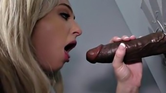 Dahlia Sky Requires a BBC For the Famous Hollow