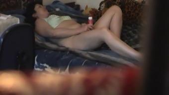 Senior in bedchamber