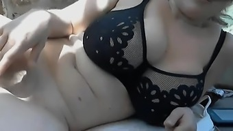 German gigantic tits among the sun Myriam from 1fuckdatecom
