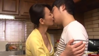 Gorgeous Grow older Japanese people Supplying an innovative Blowjob with the cooking