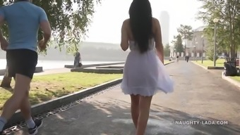 Invisible dress in public