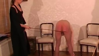 Headmistress and Instructor share Pounding Sentence
