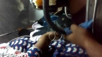 Vulptuous tamil date public bus part 2(two)