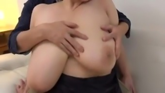 Japanese people Grow older with vast titties