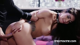 Julia delaware Lucia is probably an passionate member with this steaming sex video