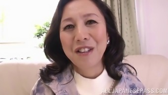 This age Japanese female needs a couple of all men to effectively suit her