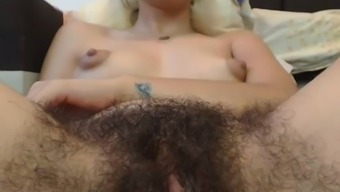 My Sisters Fuzzy Young adult Pussy - Stream Part2 on CUMCAM,COM