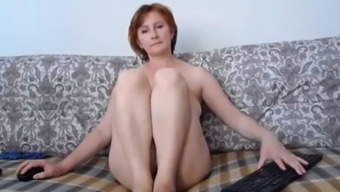 Russian momma great titties and beautiful pussy