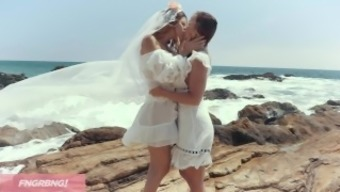 Abi & Vanessa's Summer Wedding ceremony Assortment Part 2 - The marriage