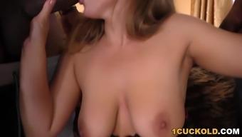 Natasha Fine Interracial Anal - Cuckold Sessions