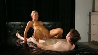 Cute toddler Abby Go over is a stunning masseuse and intercourse is indispensable for her
