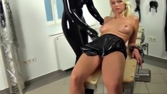 Exciting Featured films German Latex Fixation Nice girls