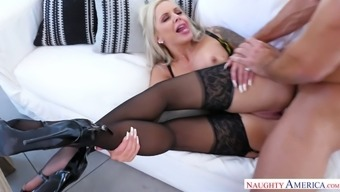 Hot MILF Nina Elle can be considered an quaint tramp who exactly loves christian missionary position