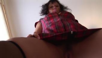 Big tits hairy grow older infant upskirt no panties illustrate
