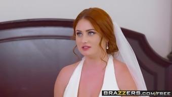 Brazzers - Brazzers Exxtra - Grimy Future bride market starring Lenn