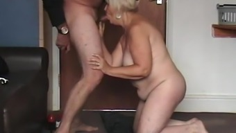 Exposed Dancing and BJ