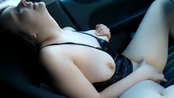 touching in automobile