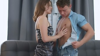 Wear horny product Sofy Disappointed distracts her drip to cause his hard on