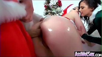 Immersed Hard Rectum Sex With the use of Lovely Big Round Booty Girl (Keisha Ash &_ Jenna Ivory) video-18